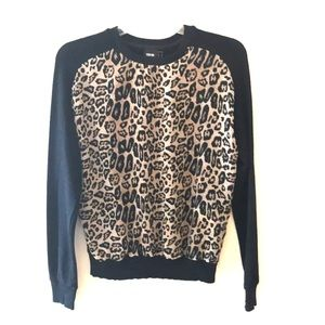 ASOS Animal Print Sweater